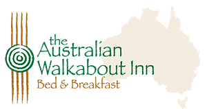 Directions, The Australian Walkabout Inn Bed & Breakfast